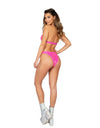 Roma Rave 3853 - Sequin Half Back Bottoms-Rave Bottoms-Roma-Unspoken Fashion