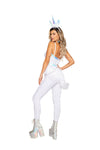 Roma 4969 - 3pc Naughty Unicorn Costume-Costumes-Roma-Unspoken Fashion