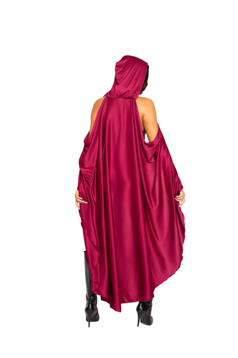 Roma 4994 - 2pc Red Riding Hood Costume-Costumes-Roma-Unspoken Fashion