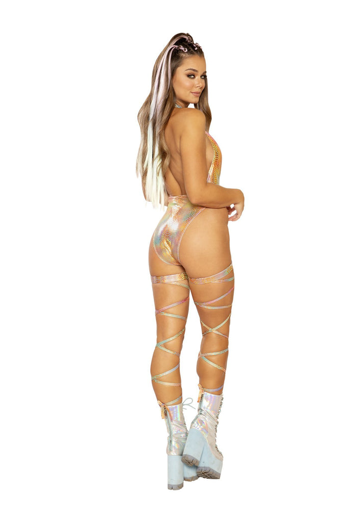 Rave FF550 - Leg Wraps - J Valentine-Rave Accessories-J Valentine-Unspoken Fashion