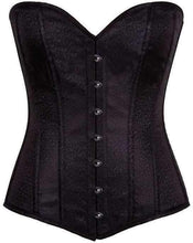 Load image into Gallery viewer, Daisy Corsets Lavish Black Brocade Corset-Corsets-Daisy Corsets-Unspoken Fashion
