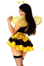 Load image into Gallery viewer, Daisy Lavish 4 PC Queen Bee Corset Costume-Costumes-Daisy Corsets-Unspoken Fashion