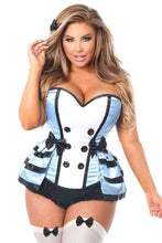 Load image into Gallery viewer, Daisy Lavish Plus Size 4 PC Flirty Alice Corset Costume-Costumes-Daisy Corsets-Unspoken Fashion