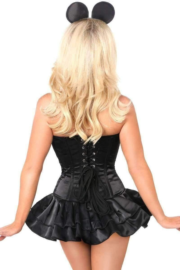 Daisy Top Drawer Flirty Mouse Corset Costume-Costumes-Daisy Corsets-Unspoken Fashion