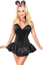 Load image into Gallery viewer, Daisy Top Drawer Flirty Mouse Corset Costume-Costumes-Daisy Corsets-Unspoken Fashion
