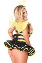 Load image into Gallery viewer, Daisy Top Drawer Premium Queen Bee Plus Size Corset Costume-Costumes-Daisy Corsets-Unspoken Fashion