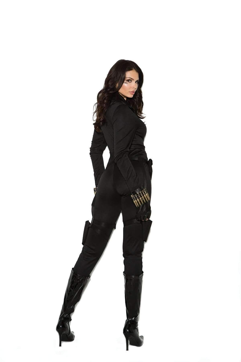 EM99062 Secret Agent Costume - Elegant Moments-Costumes-Elegant Moments-Unspoken Fashion