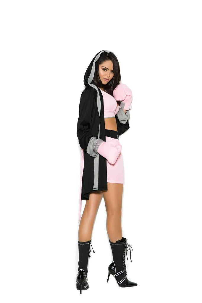 EM99070 Prizefighter Costume - Elegant Moments-Costumes-Elegant Moments-Unspoken Fashion