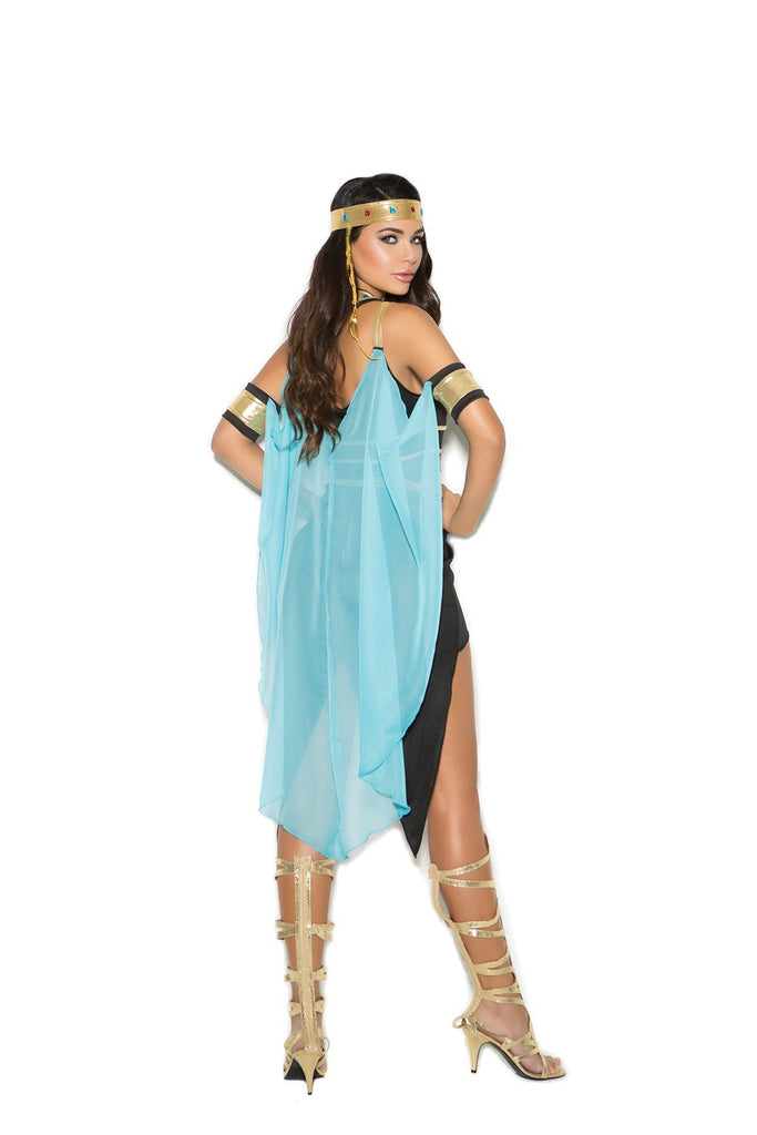 EM99073 Queen Of The Nile Costume - Elegant Moments-Costumes-Elegant Moments-Unspoken Fashion
