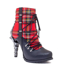 Load image into Gallery viewer, Hades Alternative Shoes Shade Red Boots-Boots-Hades Alternative Shoes-Unspoken Fashion