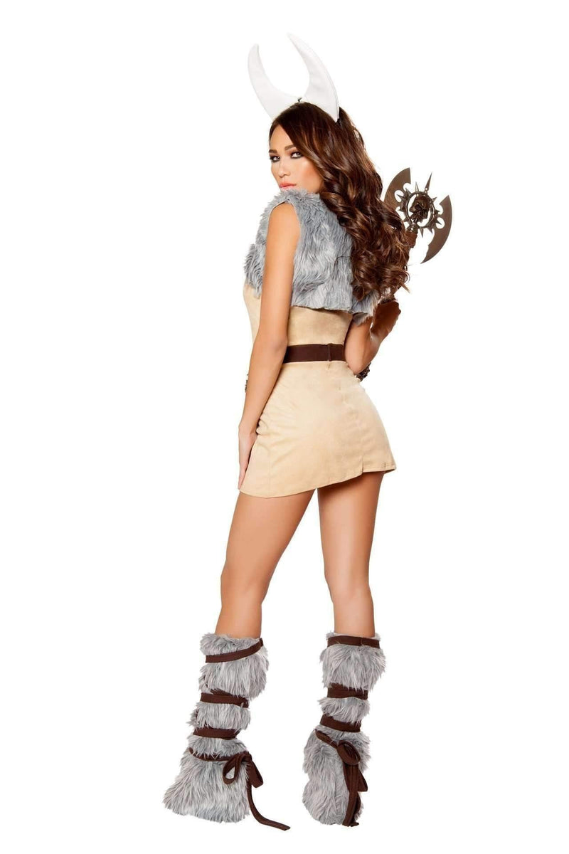 Roma Costume 10061 - 4pc Vicious Viking-Costumes-Roma-Unspoken Fashion
