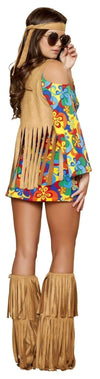 Roma Costume 4436 3Pc Hippie Hottie-Costumes-Roma-Unspoken Fashion