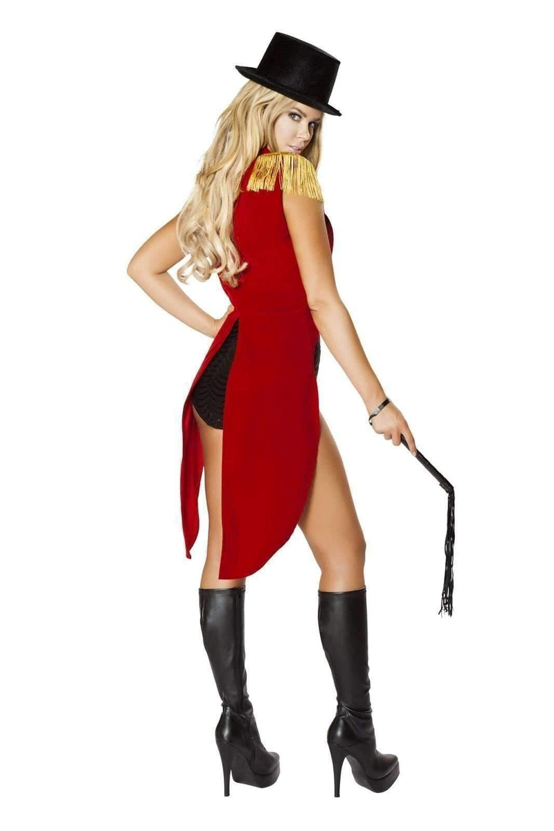 Roma Costume 4709 - 5Pc Sexy Lion Tamer-Costumes-Roma-Unspoken Fashion