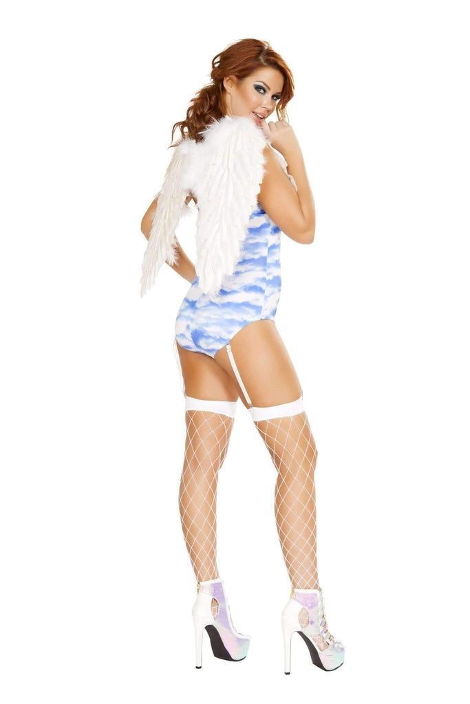 Roma Costume 4744 - 1Pc Cloud 9 Angel-Costumes-Roma-Unspoken Fashion