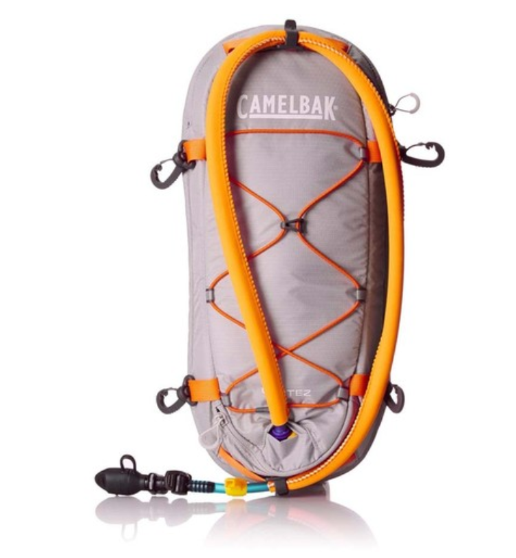 Camelbak Cortez 3L Hydration Pack Orange/Silver