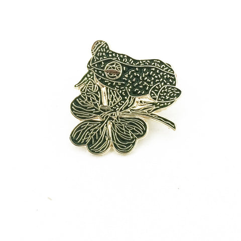 """Leppy Coqui"" Pin"