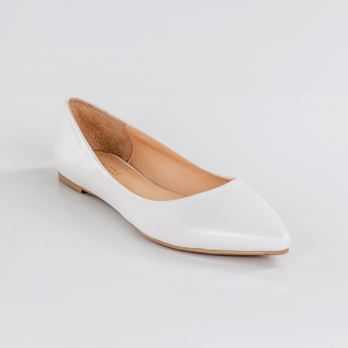 Wedding Belle Pointed Toe Flats