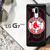 Boston Red Sox Z3120 LG G7 ThinQ Case