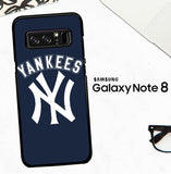 Mlb New York Yankees Z4124 Samsung Galaxy Note 8 Case