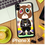 808S Kanye West And Heartbreak D0035 iPhone X Case