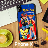 All Pokemon Considered Gotta D0188 iPhone X Case