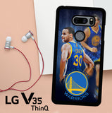 Golden State Warriors Wallpaper X3185 LG V35 ThinQ Case