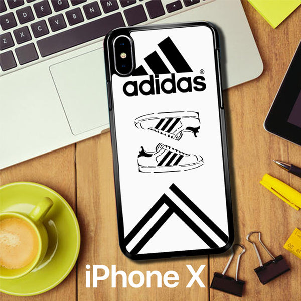 Adidas Shoes Simple L1072 iPhone X Case
