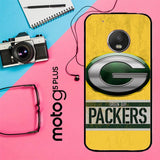 Green Bay Packers Logo L1556 Motorola Moto G5 Plus Case