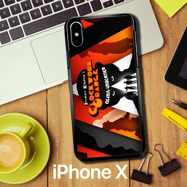 A Clockwork Orange Y0228 iPhone X Case