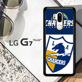 San Diego Chargers W3095 LG G7 ThinQ Case
