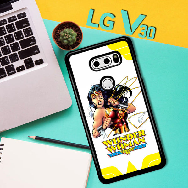 Wonder Woman R0219 LG V30 Case
