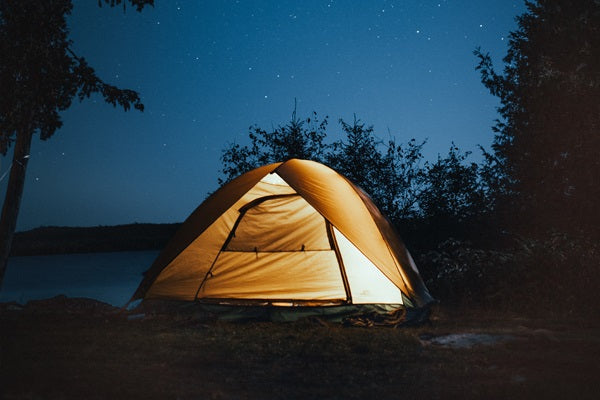 Gather Your Camping Gear