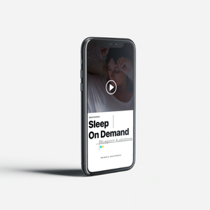 Sleep On Demand Blueprint Audiobook