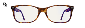 Day Swannies Custom Rx: Single Vision - Tortoise Shell