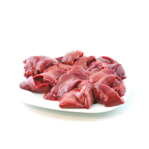 Chicken Liver - Next Day Delivery - fishandmeat