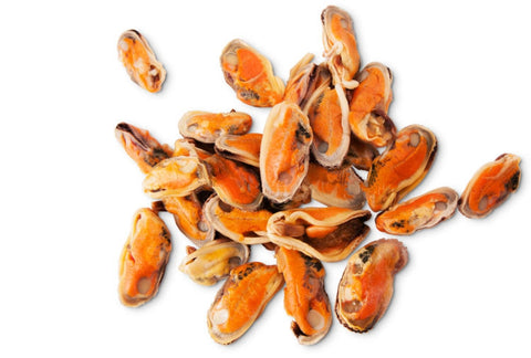 Mussels Meat - Cleaned - fishandmeat