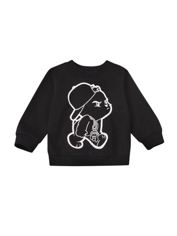 Moody Bear Sweatshirt