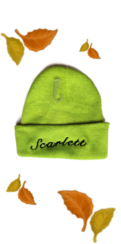 Customized Beanie