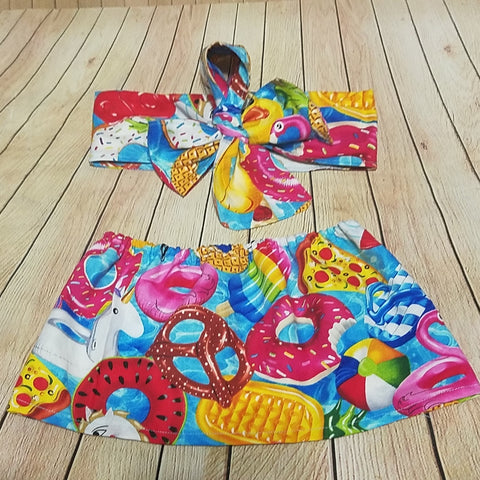 Summer Fun Skirt