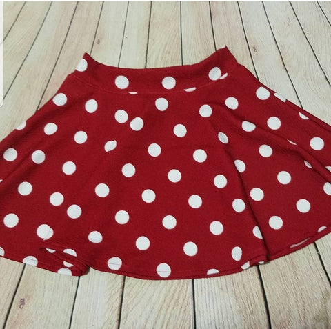 Polka Dot Skirt sz4-5t