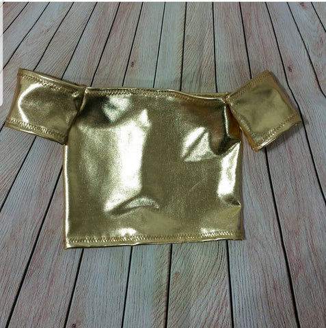 Gold Top SZ 4-5t