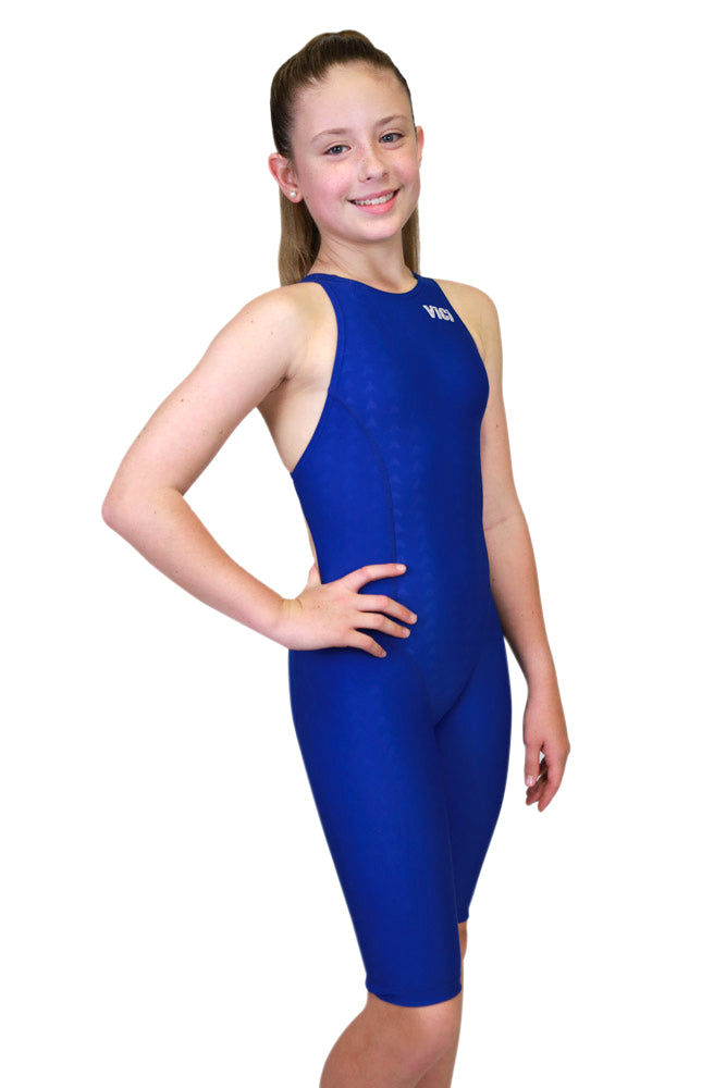 Race Suit – Royal Blue