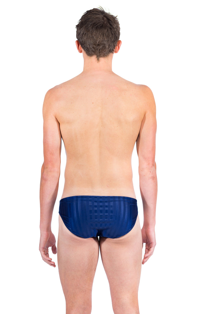 Racer Briefs – Navy