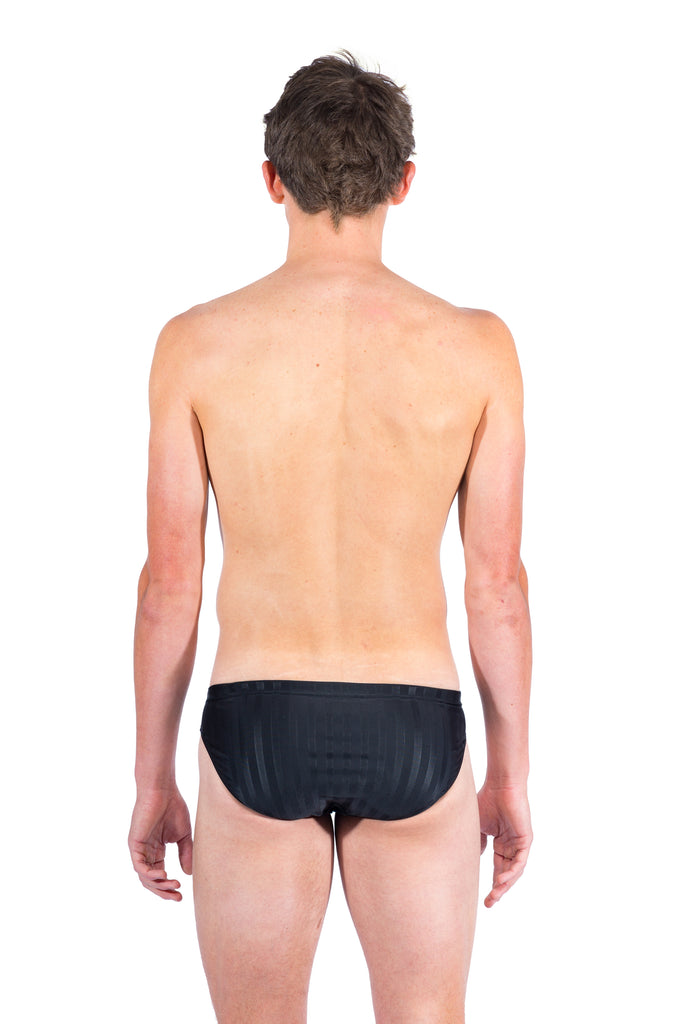 Racer Briefs – Black