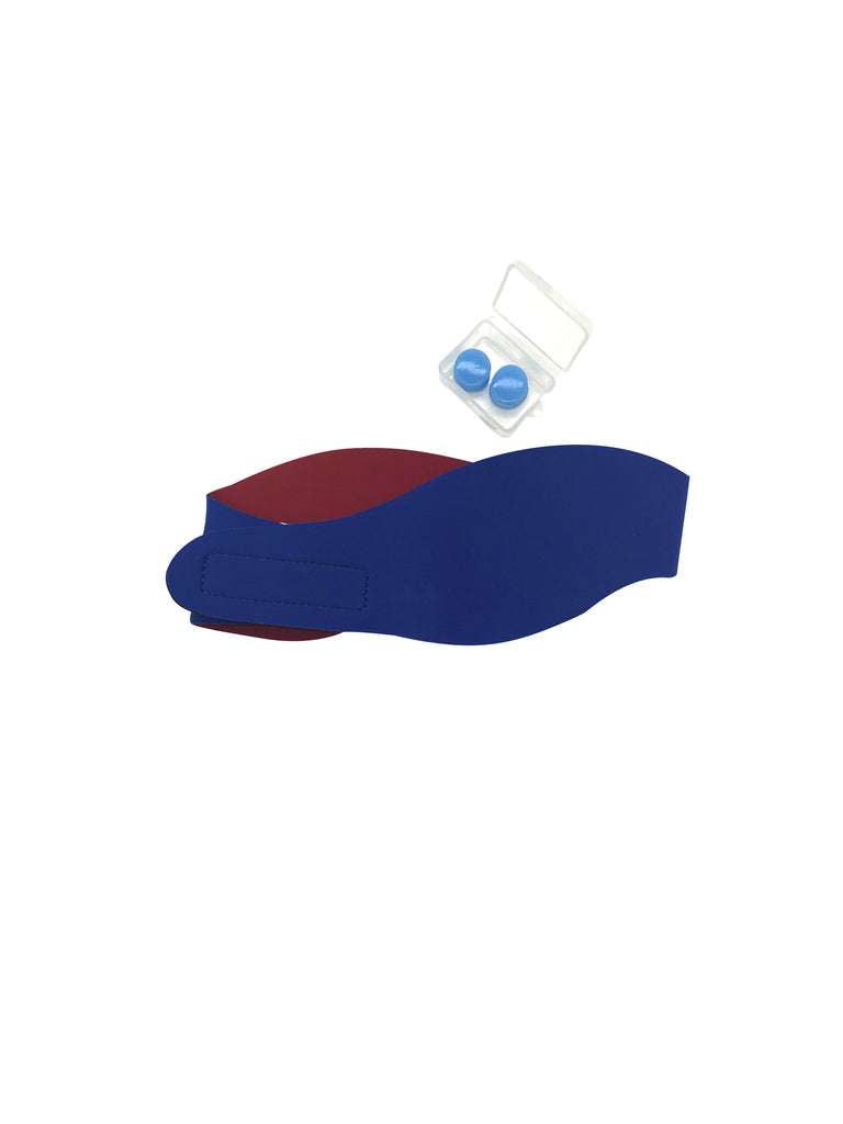 Neoprene Band and Ear Putty – Medium