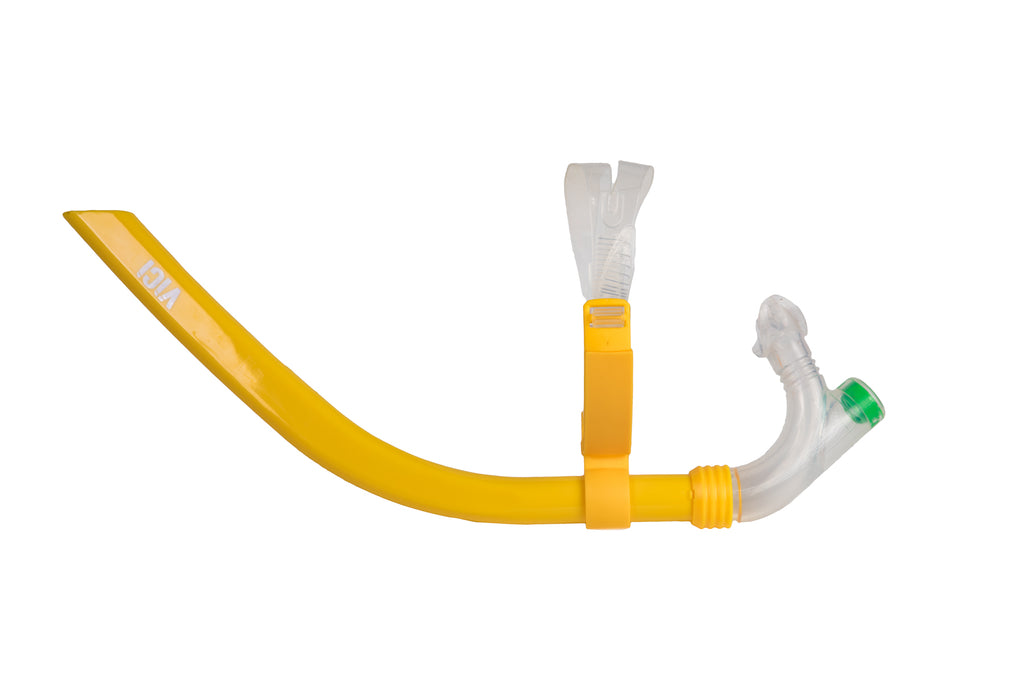 Swimming Front Snorkel