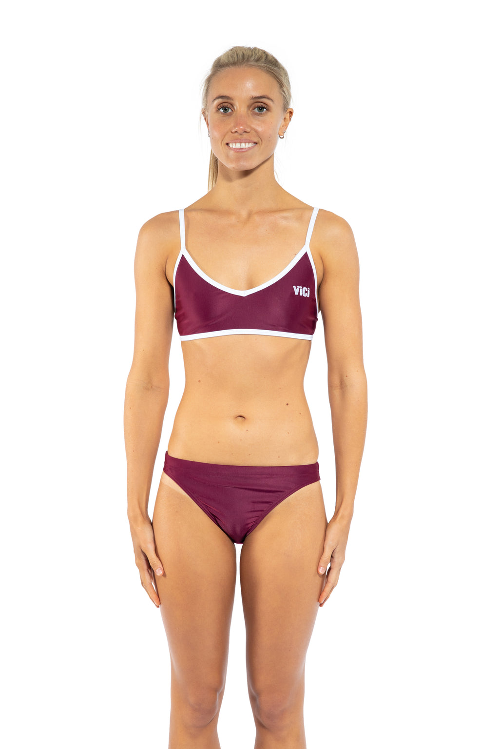 Sports Bikini – Crimson