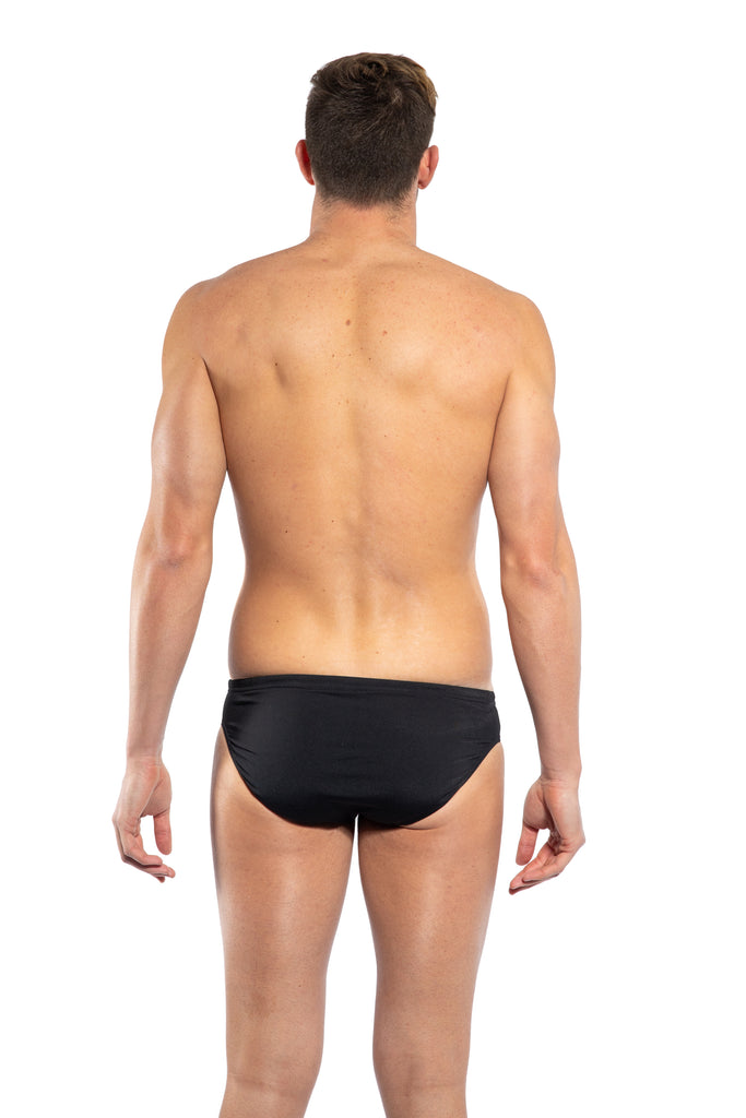 Nylon Briefs – Black