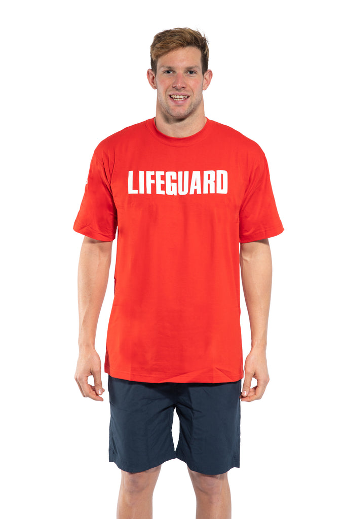 Lifeguard T-Shirt Short Sleeve