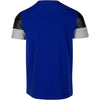 Level 9 Tri-Color Faux Leather T-Shirt